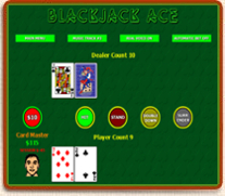 BlackJack Ace - Click for fullscreen