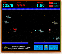 Space Copters screenshot
